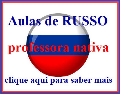 Aulas particulares de RUSSO