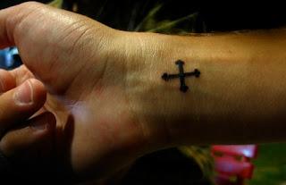Cross Tattoos For Men On Arm-14
