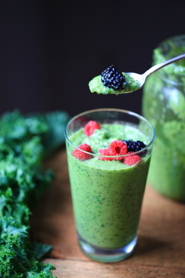 Creamy Green Smoothie