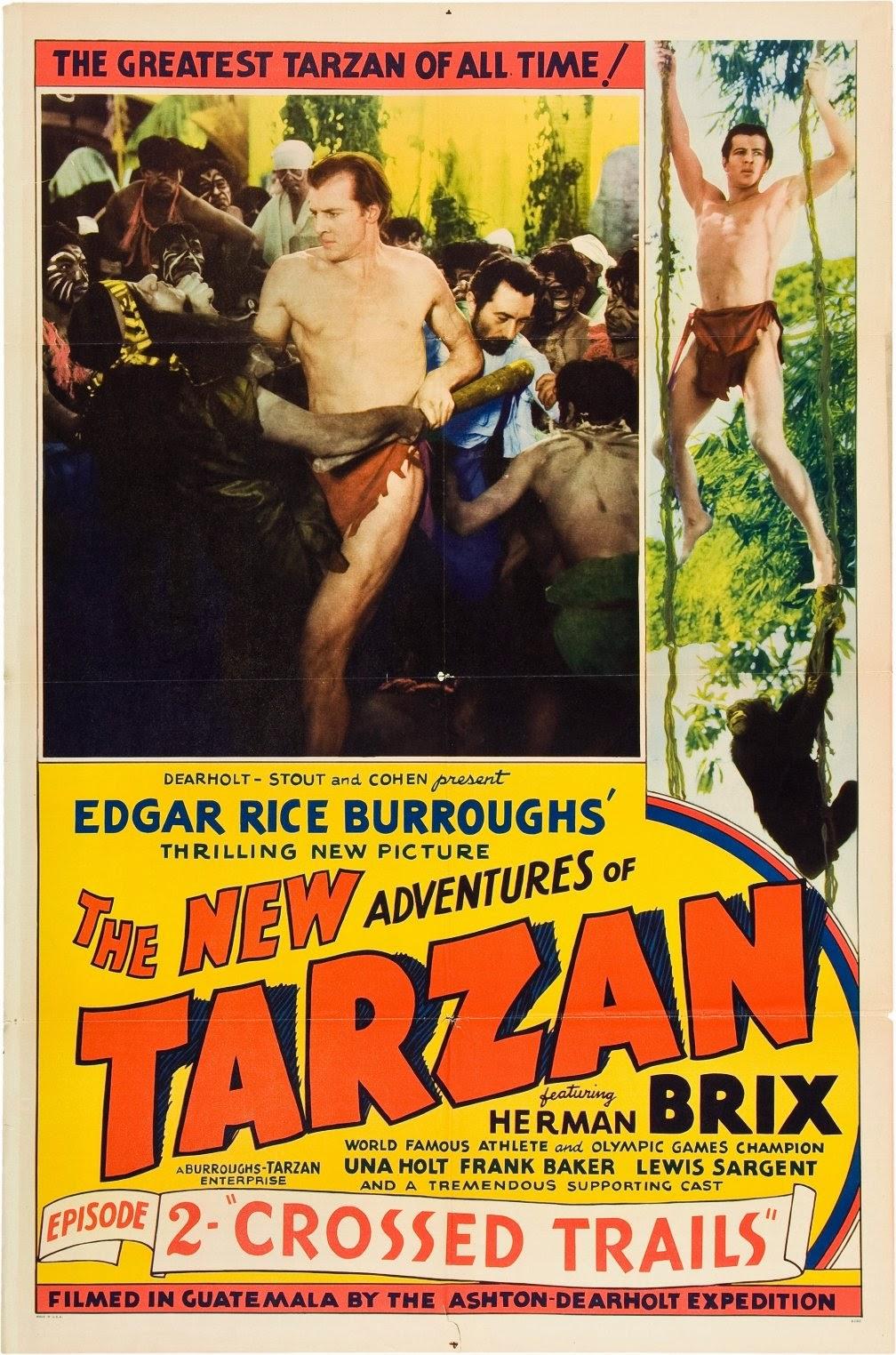 Las nuevas aventuras de tarz n 1935 - Tarzan pelicula completa ...