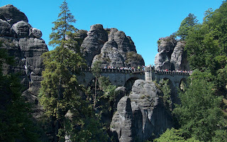Bastei Bridge Germany