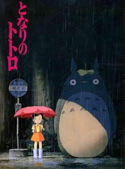 Hàng Xóm Của Tôi Là Totoro - My Neighbor Totoro (1988) Poster