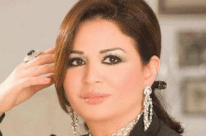 """هالة سرحان، تستضيف الفنانة إلهام شاهين ،في برنامج """"ناس بوك"""" على قناة روتانا مصرية"""