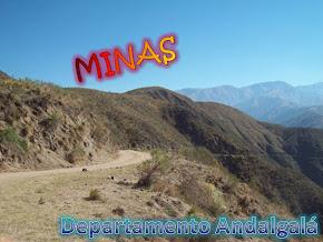 Conociendo Minas - Andalgalá