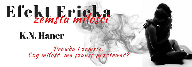 Efekt Ericka - zemsta miłości - K.N.Haner
