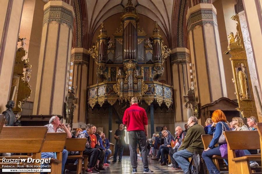 Katedra we Fromborku - organy