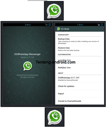 Download OGWhatsApp v2.11.315 Apk Without Root Latest 2015