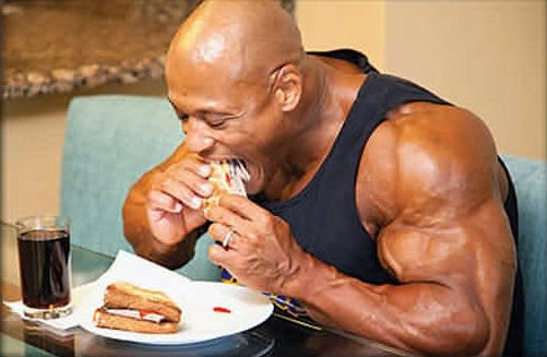 Eating For Muscle Gain