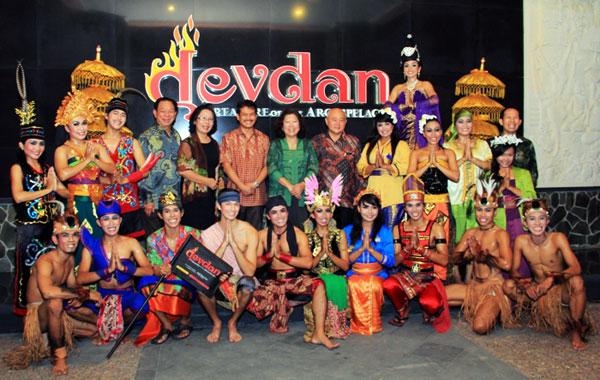 Things to do in Bali by Devdan Show2