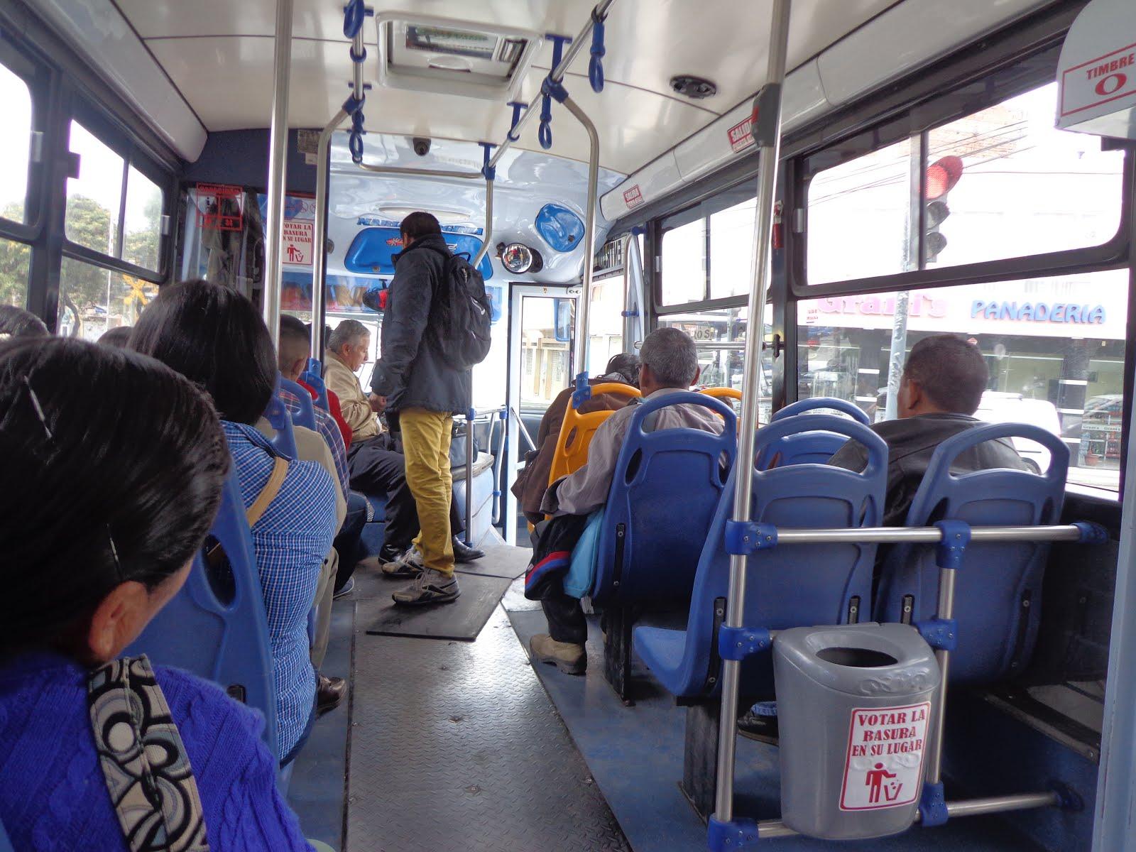 Resultado de imagen para riobamba buses