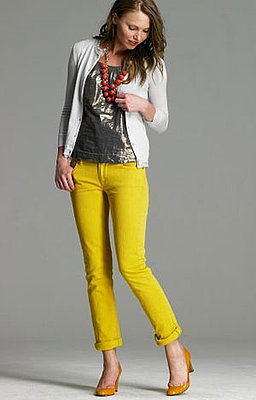 Colored Jeans Fashion For Women ~ Krazy Fashion Rocks
