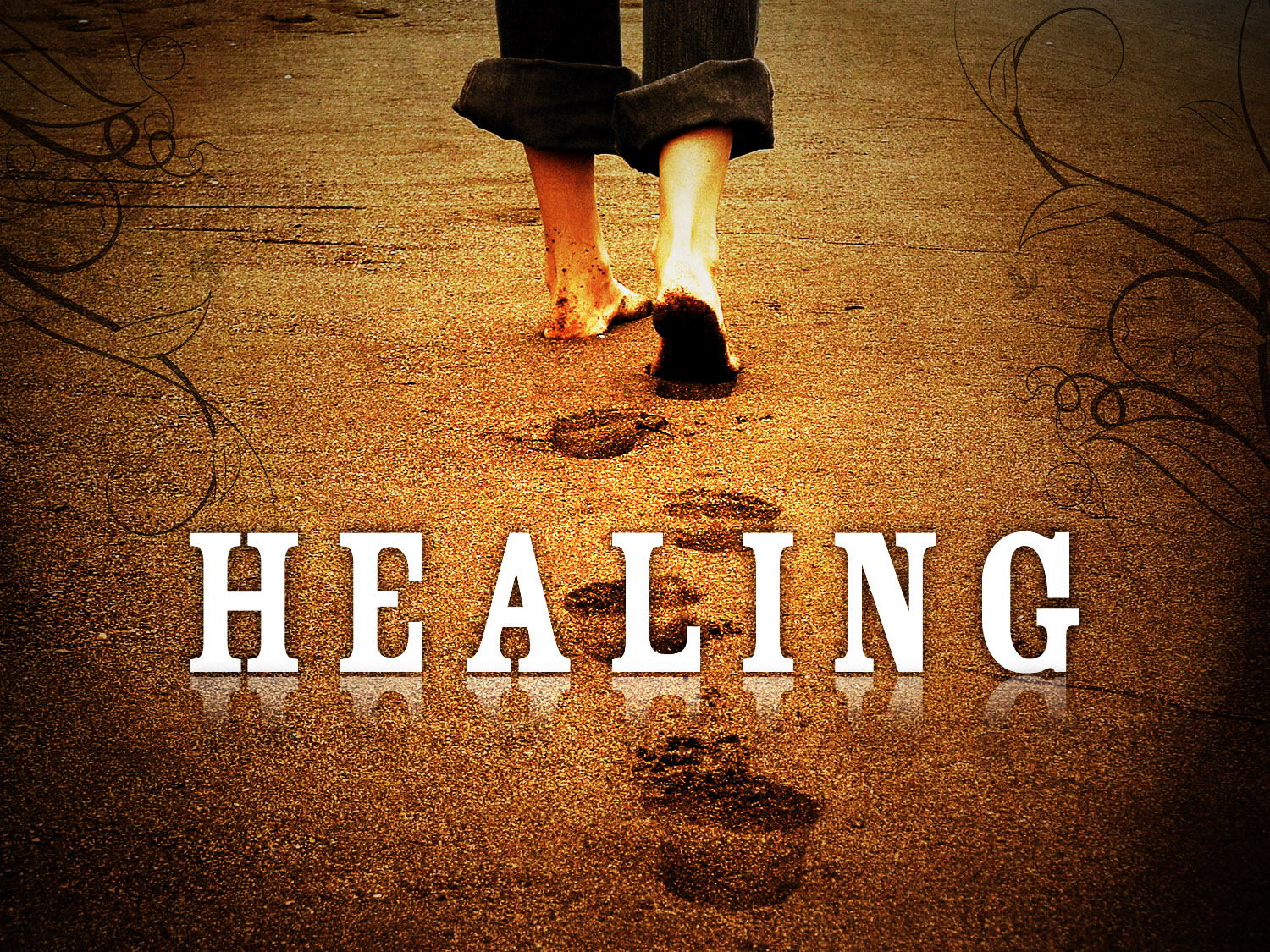 What is healing pulse