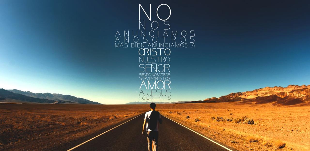 NO NOS ANUNCIAMOS