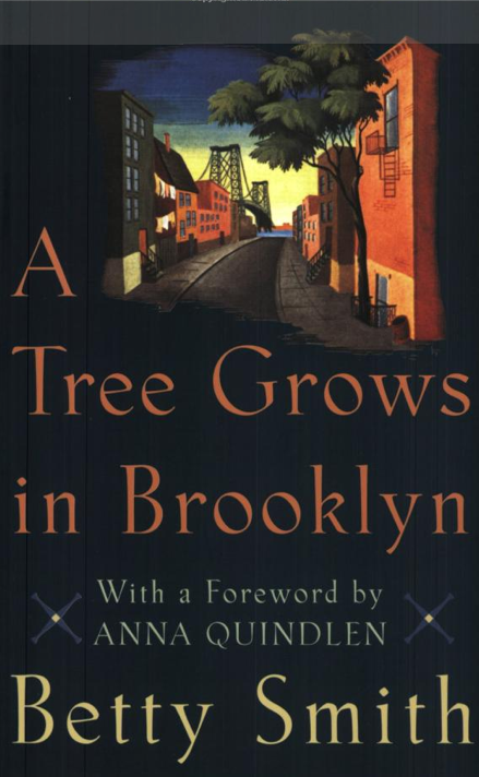 a tree grows in brooklyn book This ps edition features an extra 16 pages of insights into the book search books betty smith has, in the pages of a tree grows in brooklyn.