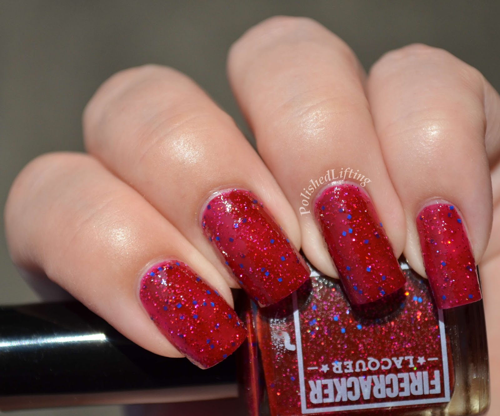 Firecracker Lacquer Type O Negative