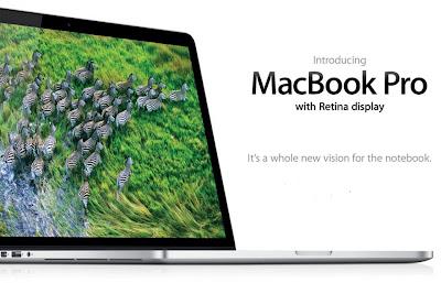 MacBook Pro 13 Inch Retina Display