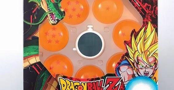 DRAGON BALL Z DRAGON BALL AND RADAR SET SFERE DEL DRAGO ORIGINALE BANDAI
