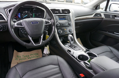 Used 2013 Ford Fusion Hybrid for Sale in Jackson, MI