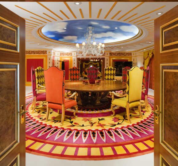 شاهد الجناح الملكي فندق برج