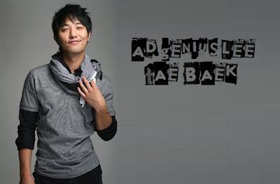 Pemain Drama Ad Genius Lee Tae Baek