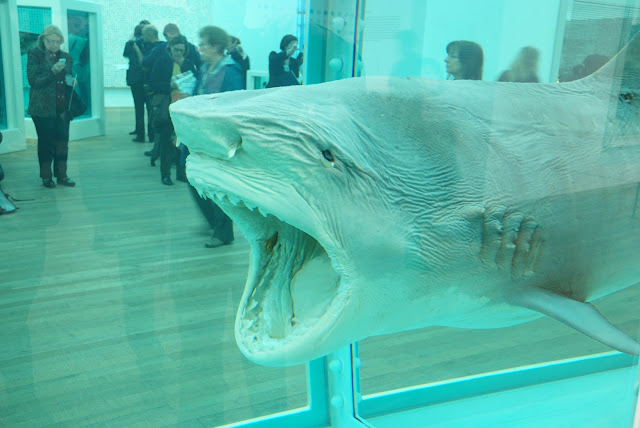 Ed Sykes Latest Damien Hirst At Tate Modern A Journey