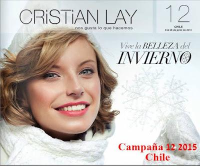 Cristian Lay Chile Catalogo 12 2015