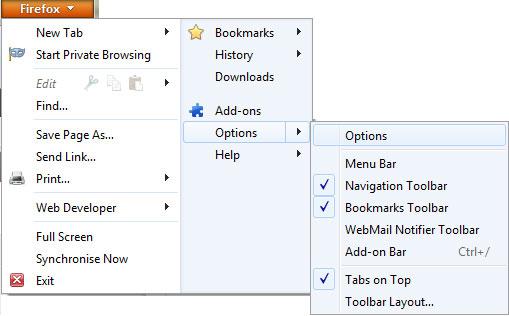 Kích hoạt/Vô hiệu hóa tính năng Tabs Preview trên IE và Firefox