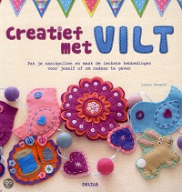 Dutch edition of Super-Cute Felt