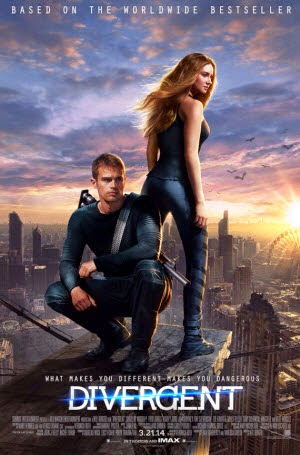 Divergent: Official Theatrical Release Poster