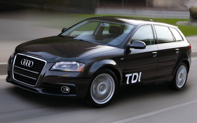 Audi A3 TDI Clean Diesel