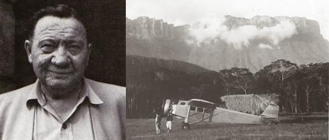Jimmie Angel ve Uçağı