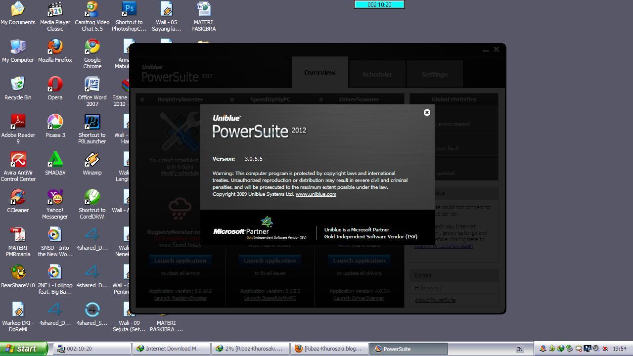 Powersuite  Build     Crack