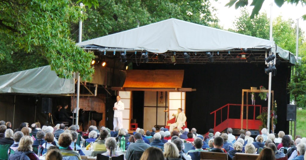 Petworth House And Park Open Air Opera