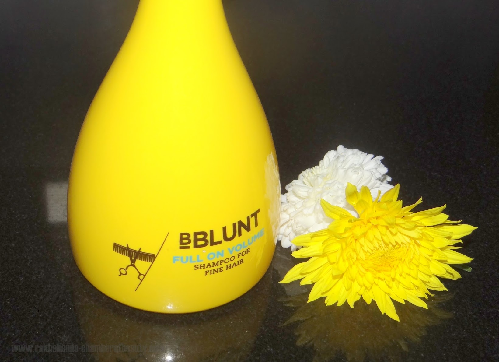 BBlunt Full On Volume Shampoo For Fine Hair Review, BBlunt hair products, shampoo for thin hair in India, Indian beauty blogger
