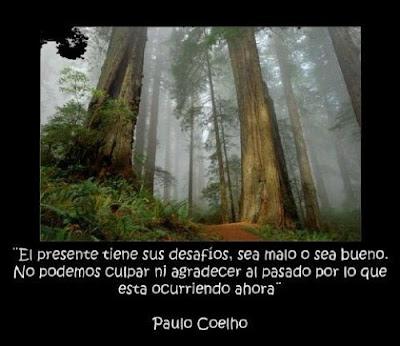 """Frases de: Paulo Coelho (1ª parte) - """"El éxito consiste"""
