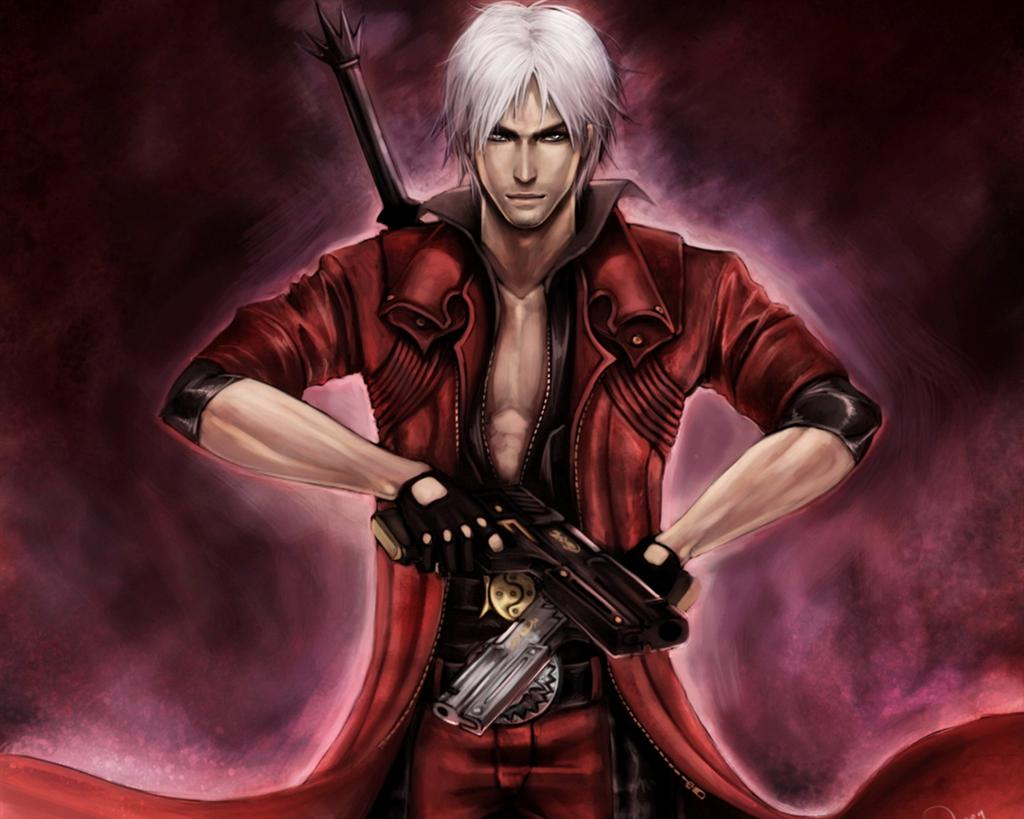 Devil May Cry HD & Widescreen Wallpaper 0.929758510563623