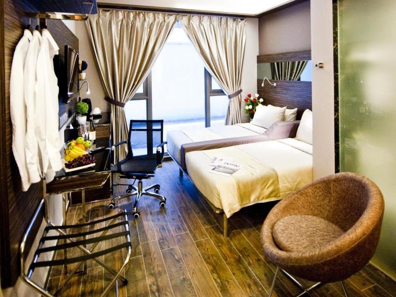威豪酒店 - 德威 (Parc Sovereign Hotel - Tyrwhitt)