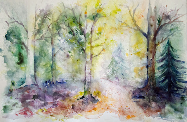 watercolor