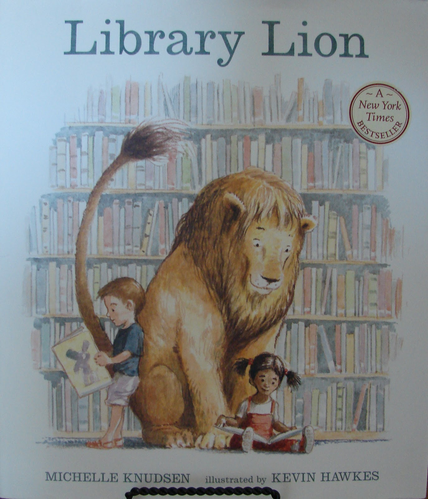 Story Library Lion of Library Lion Are What
