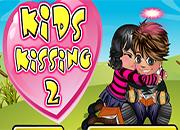 juegos de besos online kids kissing 2