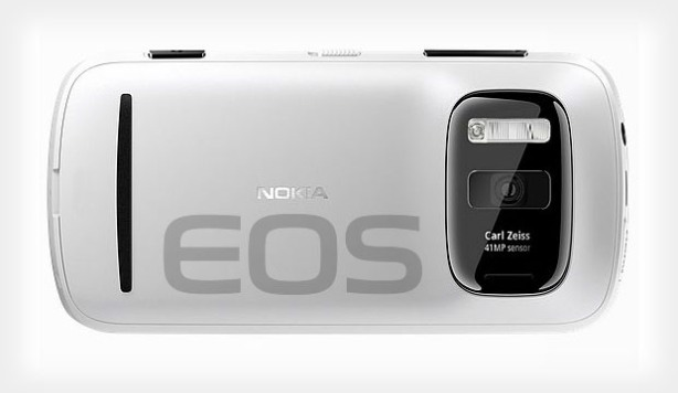 Nokia EOS - Next 41-Megapixel Camera Resolution