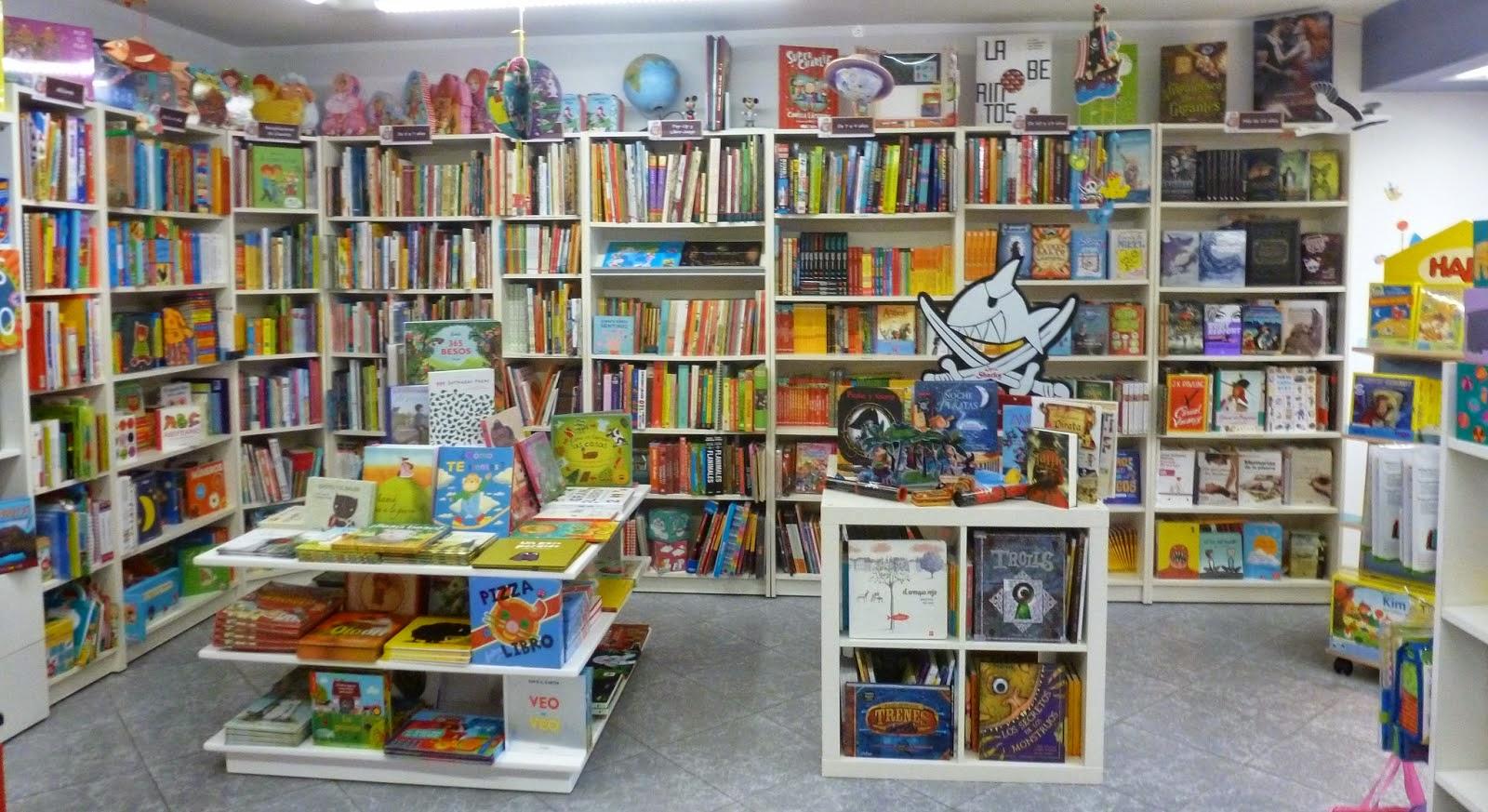 Bibliotecas para niños Madrid - Didacticalia