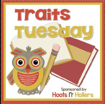 http://hootsnhollers.blogspot.com/p/traits-tuesday.html