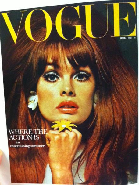 ME, MY LIPS & EYE!: Makeup History - 1960's