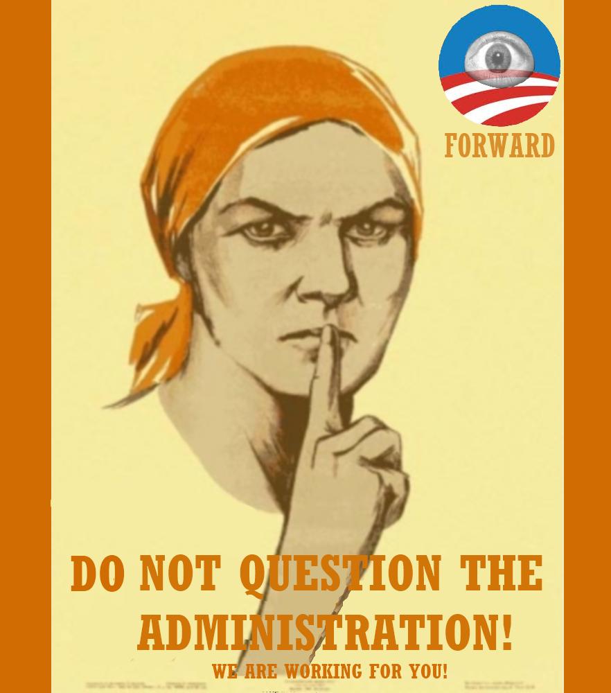 Conservative Blogs Central: A Future Obama Propaganda Poster