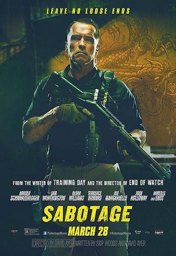 Sabotage (BRRip 720p Dual Latino / Ingles) (2014)