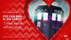 Free Dr. Who Love Coupon eCards