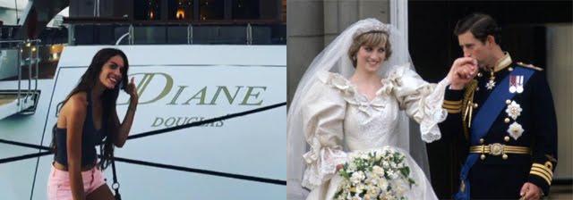 ¿Diana Quer es hija de Diana de Gales?