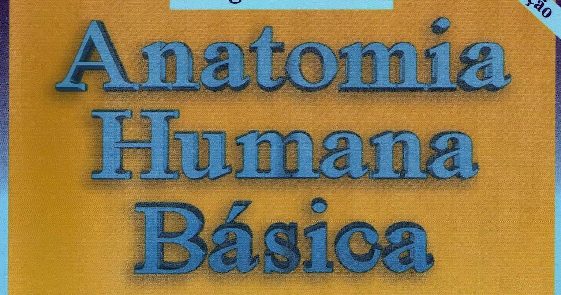 Livro de anatomia humana pdf