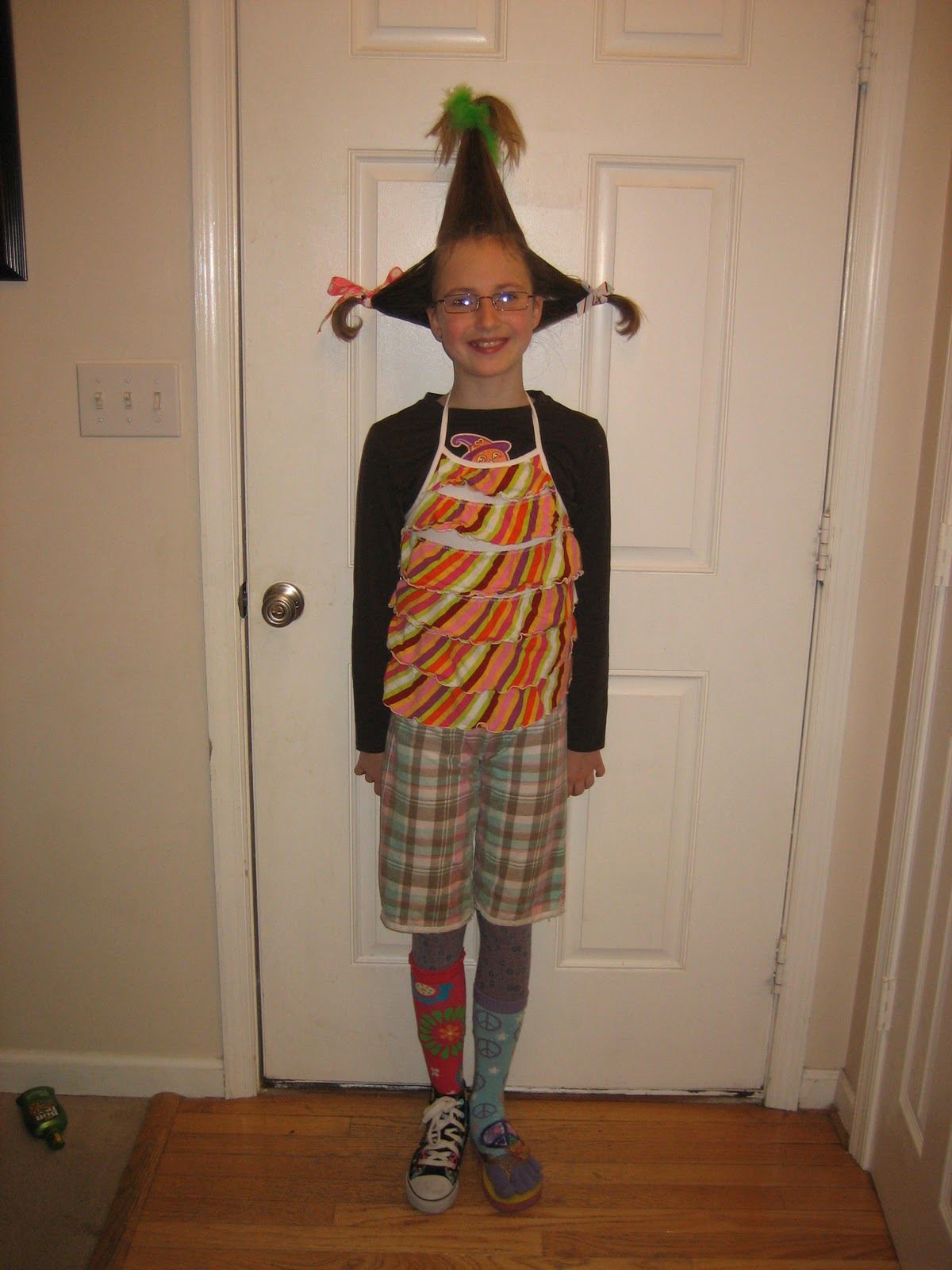 My LDS & Other Projects: Wacky Wednesday